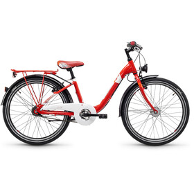 s'cool chiX 24 7-S steel Red